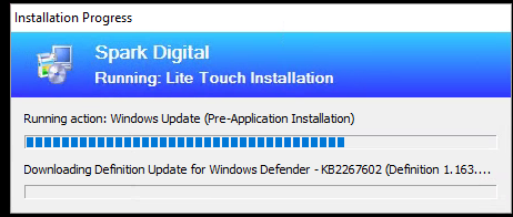 how to install kb2267602 manually